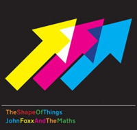 John Foxx The Shape of Things album